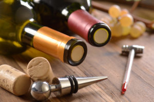 Cork vs. Screw Caps: A Measure of Wine Quality?